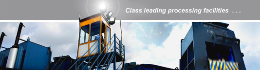 H.Ripley & Co. have class leading metal processing facilities